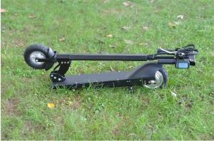 China Aluminum alloy 2 wheel Electric Bike , adult standing Electric Stunt Scooter on sale
