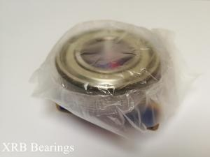 China Non - Sealed Deep Groove Ball Bearing NSK 6205 For Textile Machinery on sale