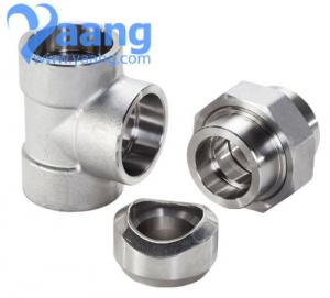 China stainless steel Socket Welding pipe Fittings on sale
