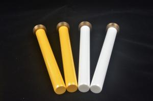 China 99% Material Zirconia Ceramic Rod For Industrial Ceramic Application on sale