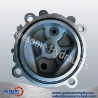 China K3V112 Kawasaki Hydraulic Pump , Metal Material Kawasaki Gear Pump on sale