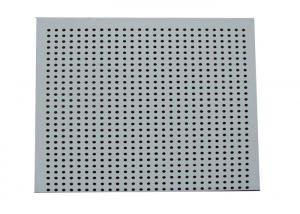 China Roof Ceiling Perforated Aluminum Mesh Soundproof Durable Machinability on sale