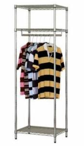 China NSF Certificated Metal Wardrobe for Clothing Storage on sale