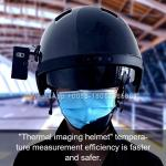 Virtual Real Integrated Interactive Intelligent Cranium Helmets