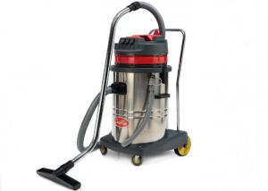 China CB60-2 Wet And Dry Vacuum Cleaner With 3 - Motor / Hotel Housekeeping Equipments on sale