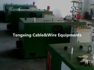 China Φ300 copper wire twisting machine on sale