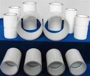 China 大きい、小型ねじ真空は真空の断続器OEMのための陶磁器の絶縁体を金属で処理しました on sale