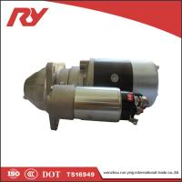 China Electric Hitachi Starter Motor 11T Teeth 23300-Z5505 S25-110A 4.5Kw CE Certificated on sale