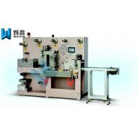 China Electric Rotary Die Cutting Machine / Fabric Die Cutting Machine With Separator on sale