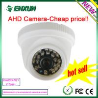 Cheaper Plastic IR Dome Camera 2 Megapixel 1/3 cmos 1080P AHD Camera