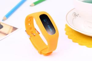 China Smart wristband pedometer with steps counter and sleep monitor on sale