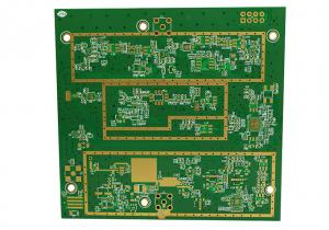 China Laminate Rogers 3003 2 Layer PCB Substrate High Frequency Printed PCB Boards on sale