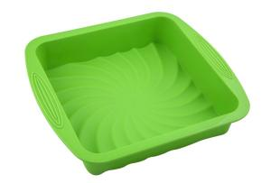 China Silicone Square Cake Pan on sale