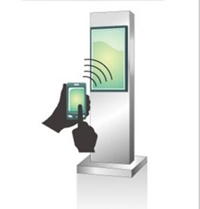 China Phone control advertising player on sale