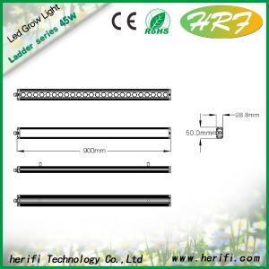 China Herifi 2015 Latest indoor plant light Ladder Series 24X3w LA002 LED Grow Light full spectrum ligth on sale