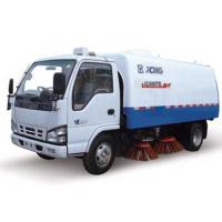 Sanitation Truck, street sweeper trucks, vacuum sweeper trucks XZJ5060TSL for stadium, dock and school