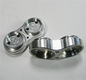 China Custom tailor made Aluminium machining Tricycle Parts on sale