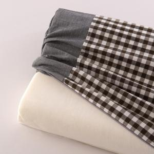 Quality 50*30*10/7 CM, 500G, Memory foam contour sleeping pillow with removable 100% for sale