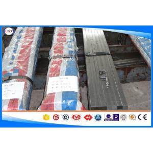 China 4140 / 42CrMo4 / 42CrMo / SCM440 Cold Drawn Flat Bar Thick 3-120 Mm; Width 4-120 mm on sale