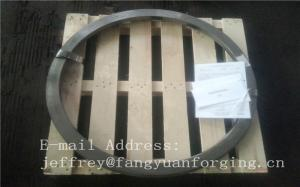 China 13CrMo4-5 1.7335 EN10028-2 Alloy Steel Forgings for Steam Turbine Guider Ring on sale