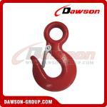 DS130 Eye Hoist Hook with Latch
