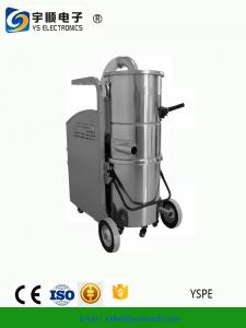 China Buy Stainless steel and metal frame 60L three-phase electric vacuum cleaner on sale
