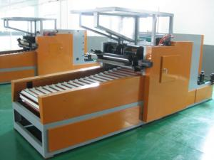 China Fully automatic Aluminium Foil Rewinding Machine with CE Siemens PLC on sale