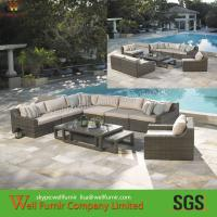 Supply Rattan Sectional Sofa, Porch Sofa, Patio Furniture, Chinese Manufacturer