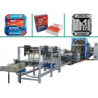 Automatic Heavy Products Bottom Seal Bag Making Machine With 4 Colors Printing for other bags