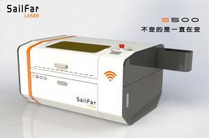 China Non Metal Mini Co2 Laser Engraving Machine , Small CNC Laser Cutting Machine on sale