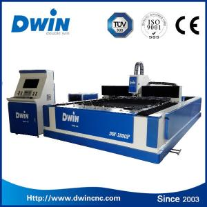 China Blue CNC Laser Cutting Machine , Fiber Laser Metal Cutting Machine For Lampshade on sale