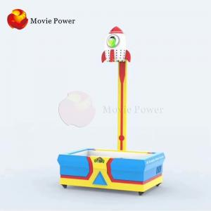 China Kids Indoor Playground Ar Projector Multiplayer Interactive Magic Game Sand Box on sale