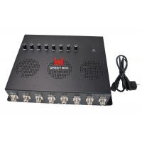 High Power Military Mobile Phone Signal Jammer , 8 Antennas cell phone blocking device for Police