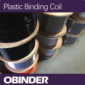 China Factory exporting plastic spiral binding coil customized filament wire extruding line on sale