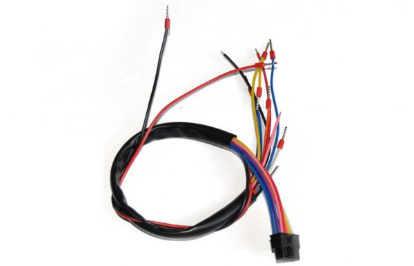 cable assembly automotive wiring harness ul1007 wire for control rh electricalwireharness sell everychina com Wiring Harness Terminals and Connectors Ford Wiring Harness Kits