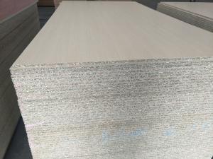 High Quality Plain Melamine Particle Board For Furniture melamine