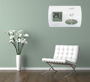 China Energy - Saving Indoor Digital Room Thermostat  / Air Conditioner Thermostat on sale