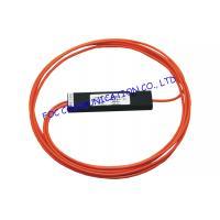 FBT Fiber Splitter, ABS Module Type Multimode Fiber Splitter with 3.0mm Tube