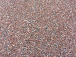 China Wholesale Natural Chinese Wall Cladding Peninsula Red Granite, G386 Red Granite Slab on sale
