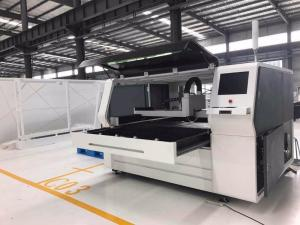 China Laboratory Sheet Metal Cutting Machine For Advertising Board / Electric Parts on sale