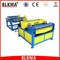 BLKMA Square HVAC Air Duct line III Fabrication Machine from Factory