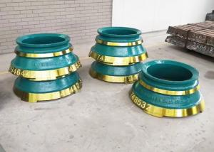 China Cone crusher main spare wear parts manufacturer and supplier on sale