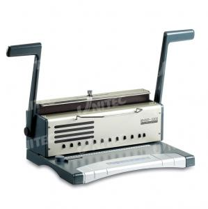China Hole Puncher Electric Binding Machine , A4 Size Wire Spiral Binding Machine WB-2420 on sale