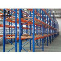 Adjustable Steel Q235 / Q345 Maximum 4500kg Per Level Metal Storage Shelving Units