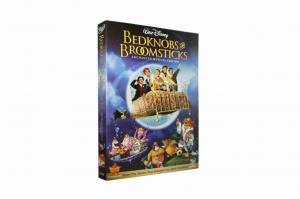 China Hot selling Wholesale Bedknobs And BroomstickDisney DVD Movies, on sale