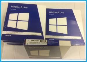 China PC / Computer Microsoft Windows 8.1 Professional 64 Bit Pro Pack English Version on sale