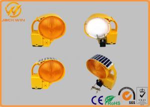 China Posto por um EN 12352 do padrão europeu de luzes de advertência do tráfego da bateria de 6V 4R25 on sale
