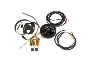 China Electronic Oil Pressure Gauge With Various Function LED Light Like Warning on sale