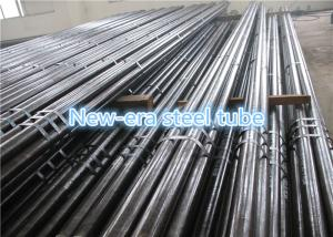 China Cold Drawn Precision Steel Tube , Geological Circular Steel Tube XJY850 Material on sale