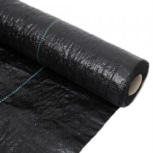 Apollo Weed Control Fabric Roll 50 X 2m Anti Weed Mat For